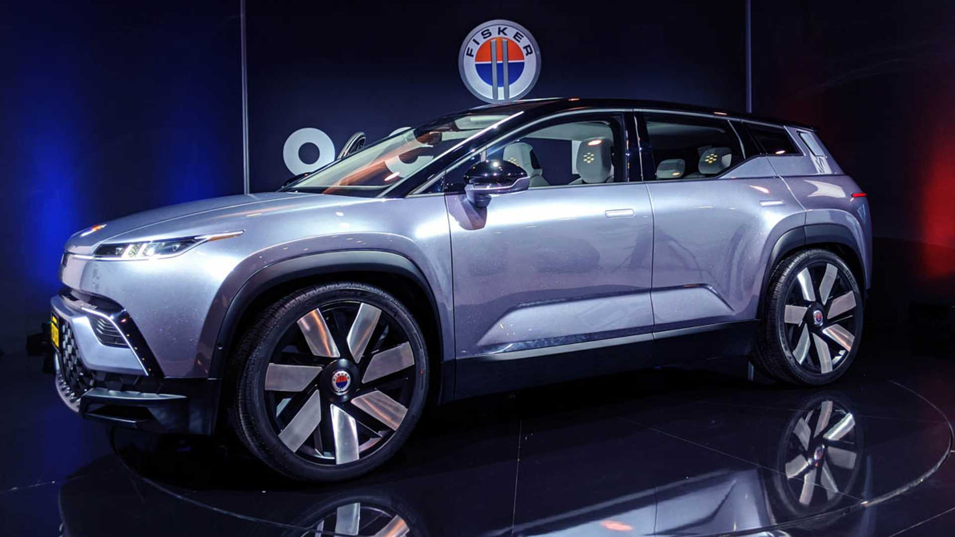 Fisker Ocean Coming To LA Show With 'The Most Amazing Center Screen'