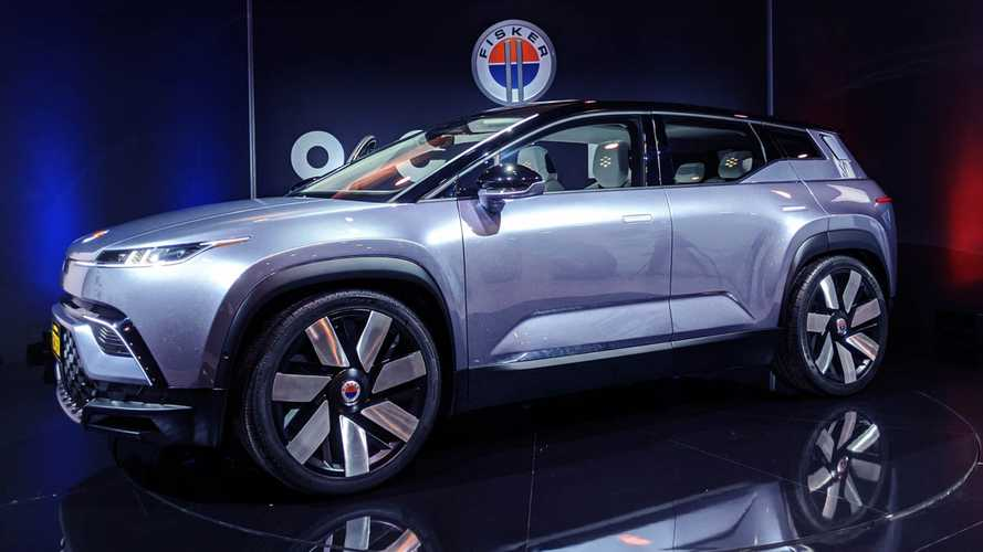Fisker Ocean Electric SUV: Everything We Know - Price, Range, Specs