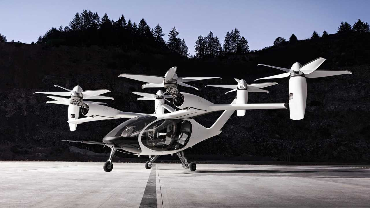 Toyota Joby Aviation