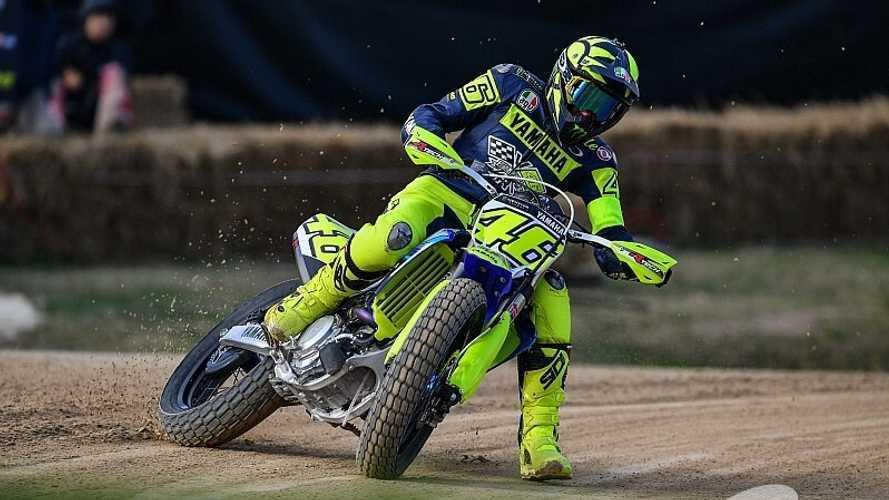 Rossi vuelve al trabajo para preparar su temporada más decisiva