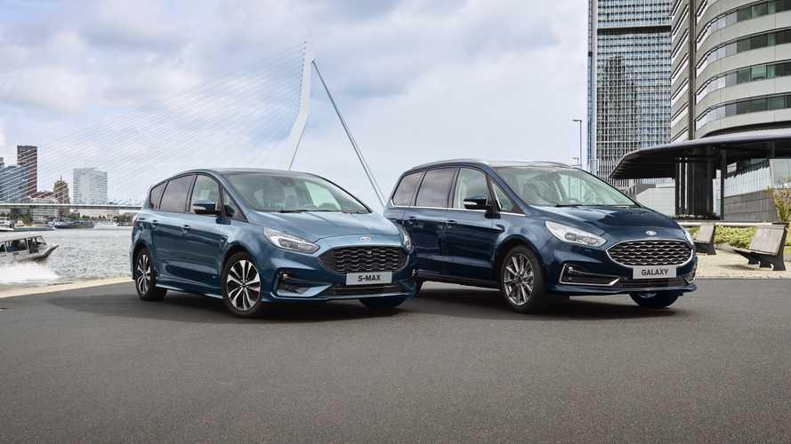 Los Ford S-MAX y Galaxy híbridos se fabricarán en Valencia, para 2021