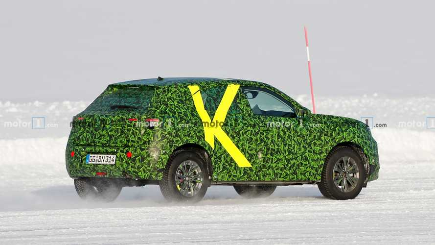 Opel Mokka 2021, nuevas fotos espía