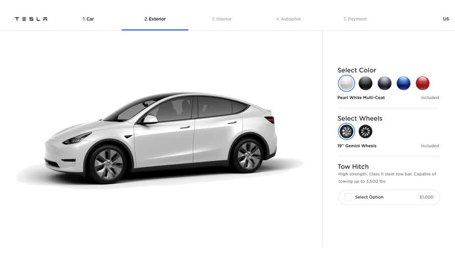 Tesla Adds $1,000 Model Y Hitch One Month After Launch, But Why Now?