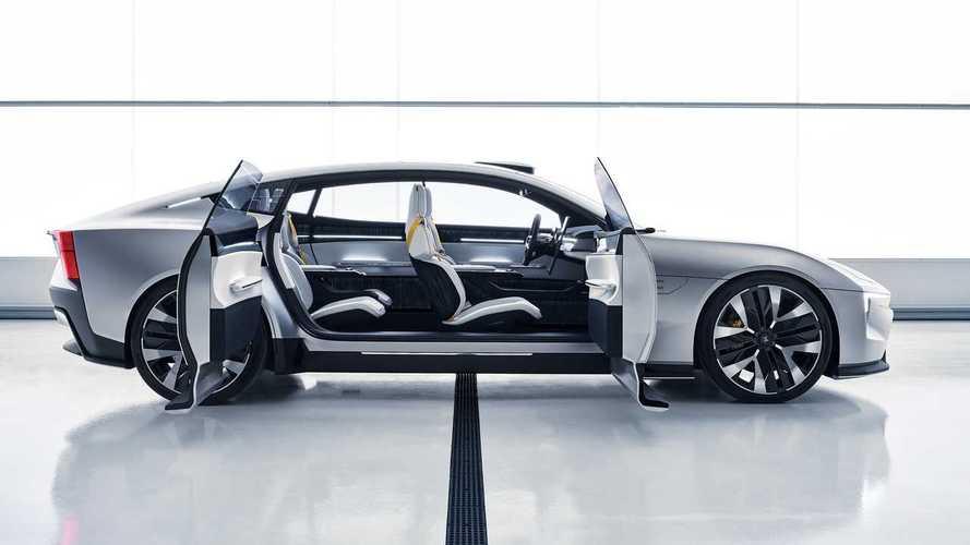 Polestar Precept, ecco la berlina elettrica che sfida Tesla e Porsche