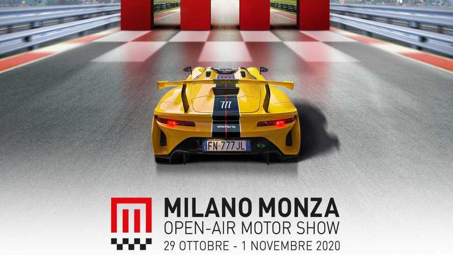 Il Milano Monza Motor Show è rinviato all'autunno