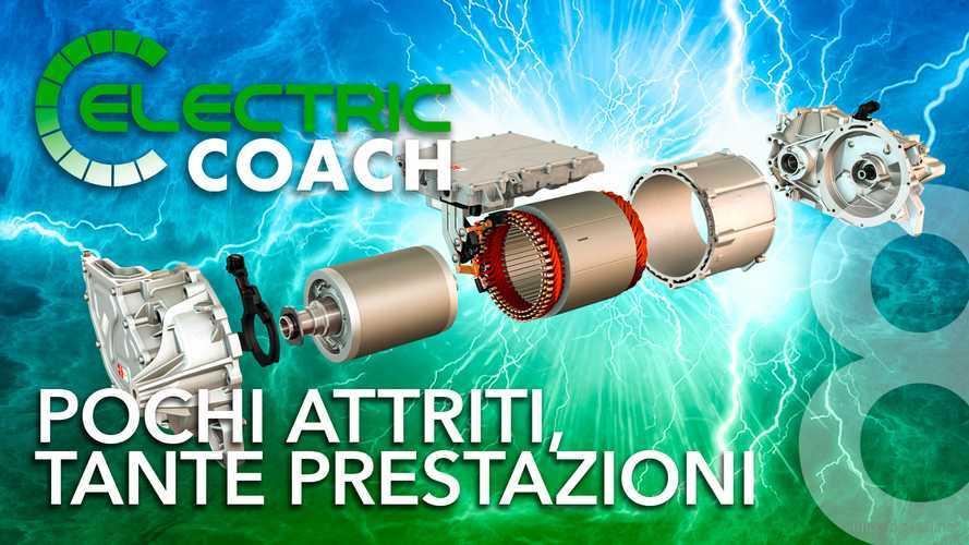 Auto elettriche, come funzionano i motori a magneti permanenti