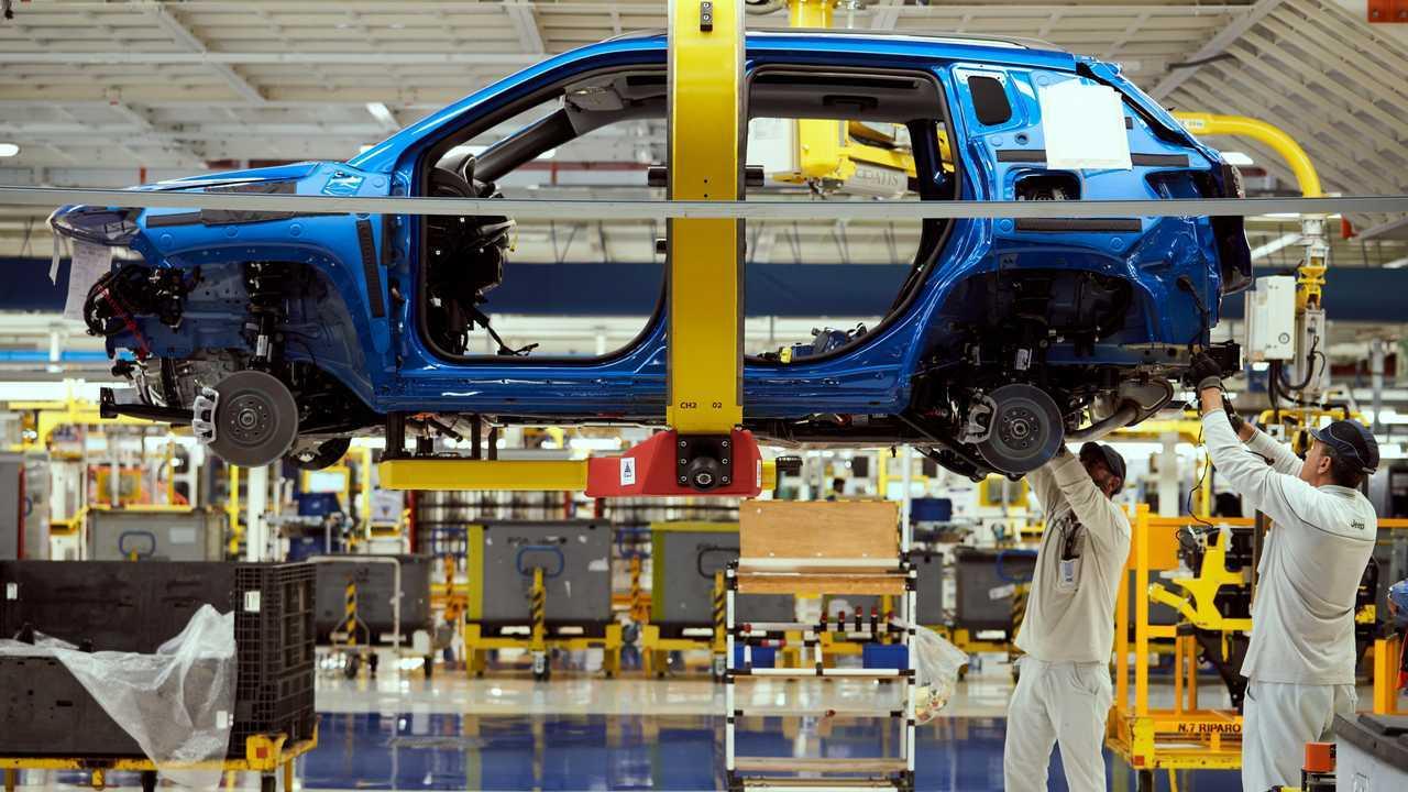 Stabilimento FCA, Jeep