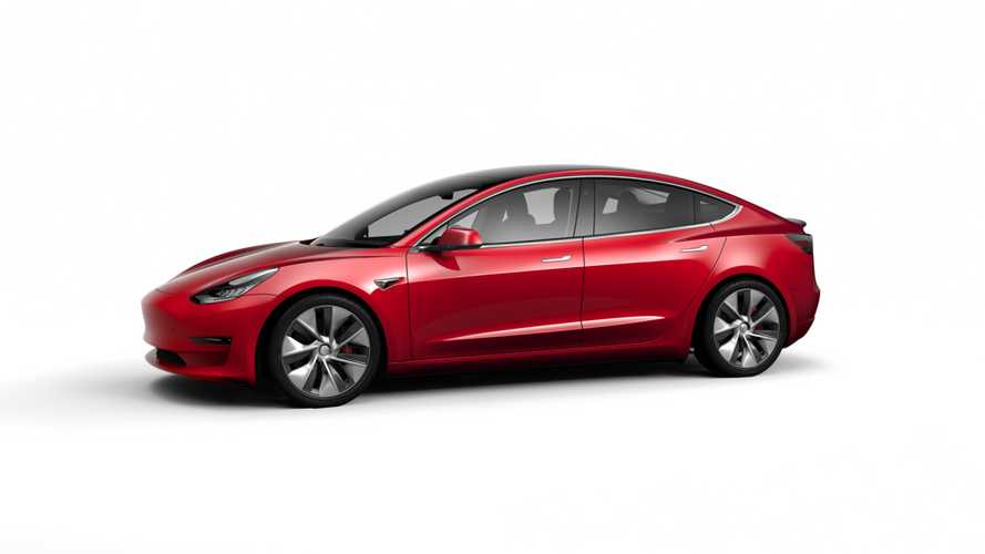 China: Tesla MIC Model 3 Sales Stay Strong In July 2020