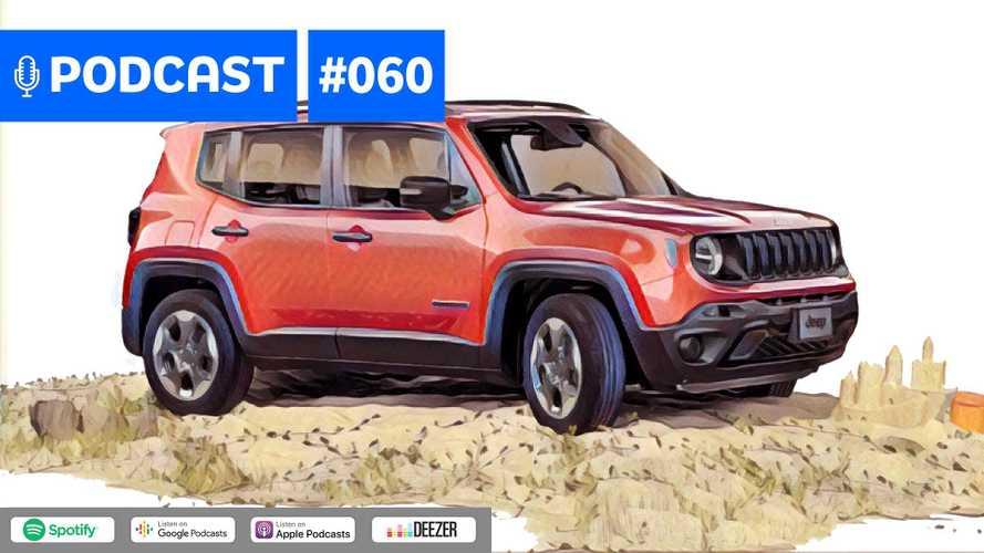Motor1.com Podcast #60: Os SUVs automáticos mais baratos e o que achamos deles