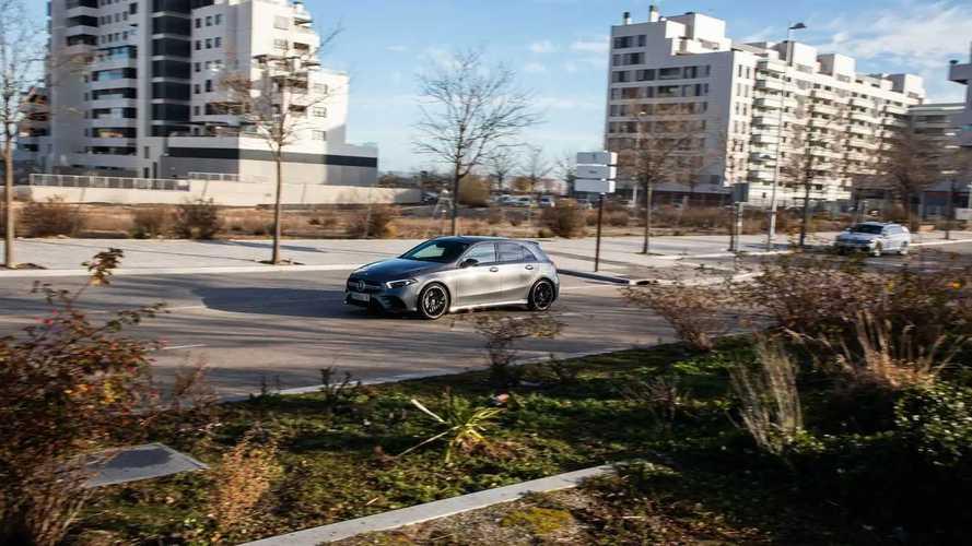 Prueba Mercedes-AMG A 35 4MATIC 2020
