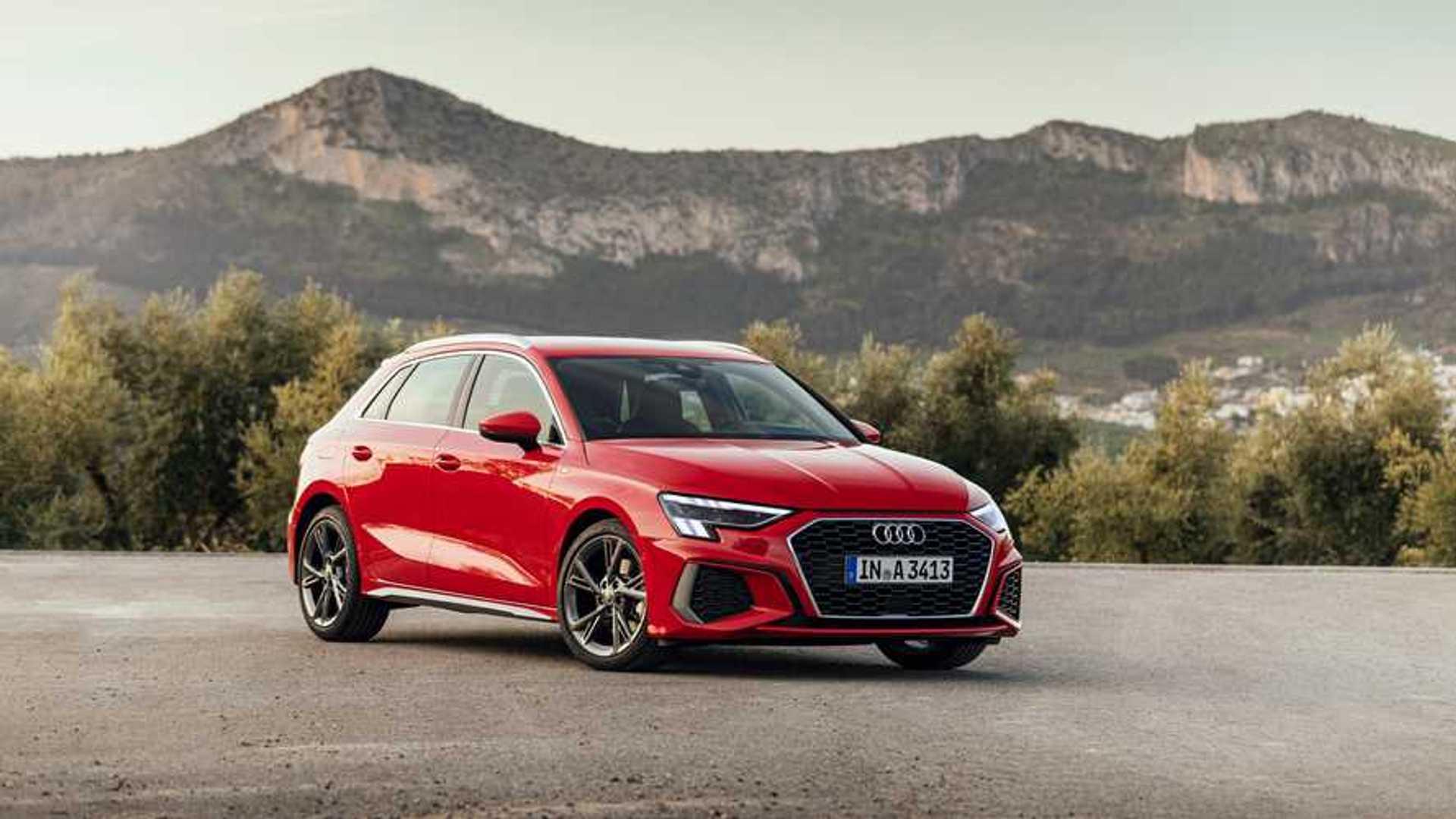 Nuova Audi A3 Sportback Cosi Cambia Fuori E Dentro