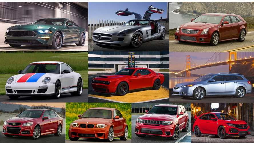 Top 10 Future Collectible Cars From This Decade