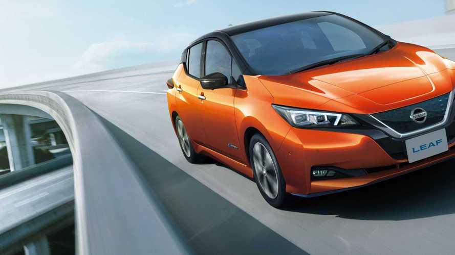 Nissan Leaf JDM 2020