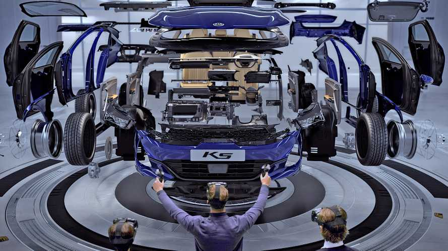 VR-technológiával tervezheti a jövőben autóit a Hyundai és a Kia