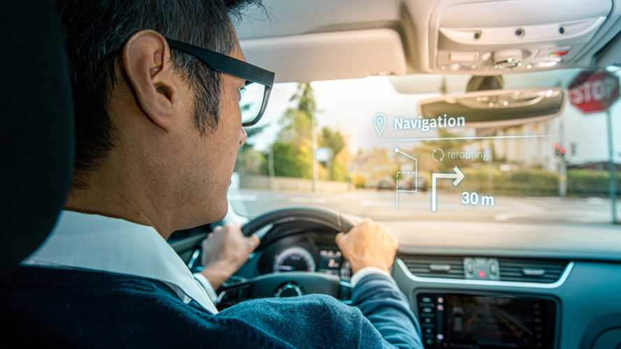 Bosch Will Bring HUD Tech To All Eyeglasses At CES