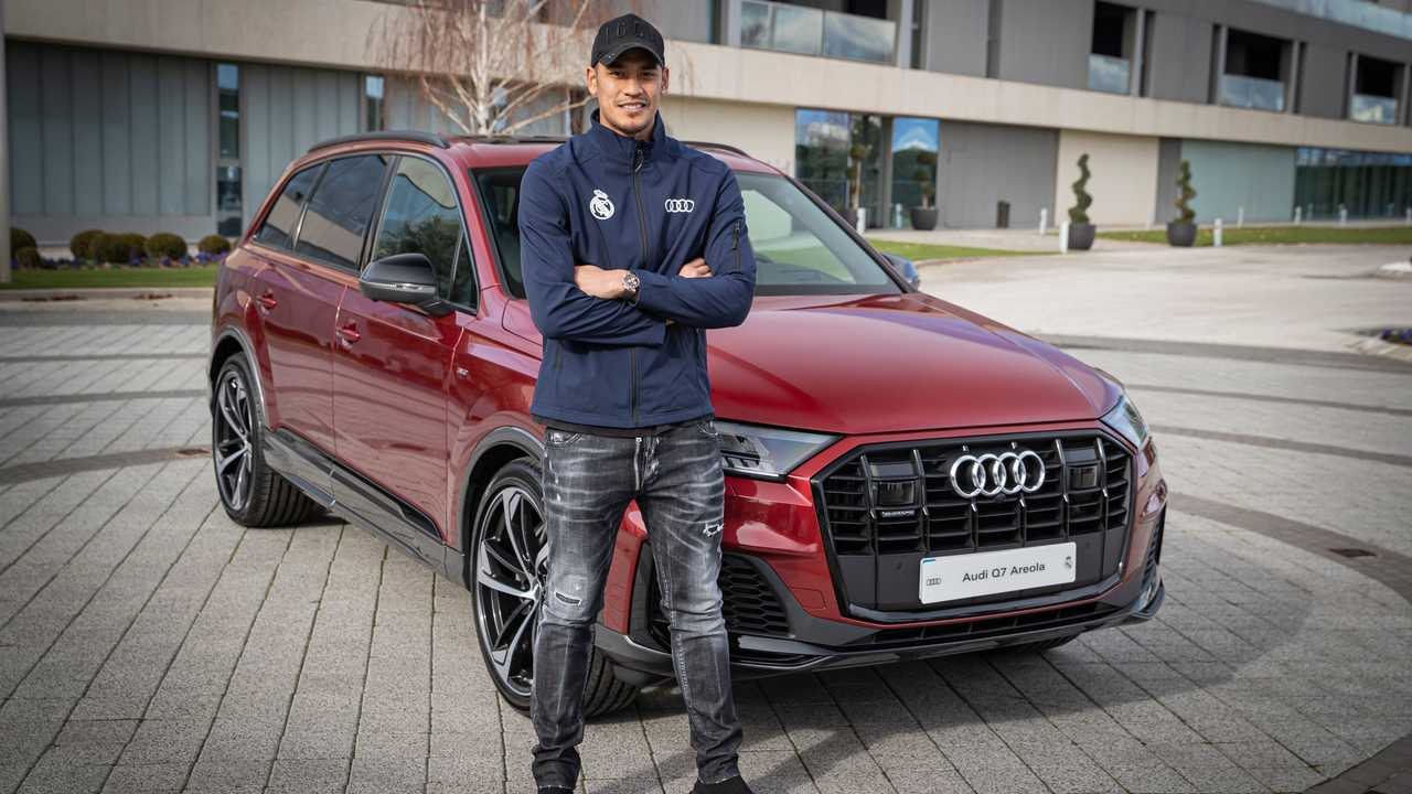 Alphonse Areola - Audi Q7