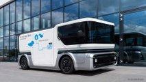 e.Go Cargo Mover: Nutzfahrzeug-Variante des e.Go Mover vorgestellt