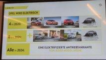 Opel: Wie es bei der Elektrifizierung weiter geht