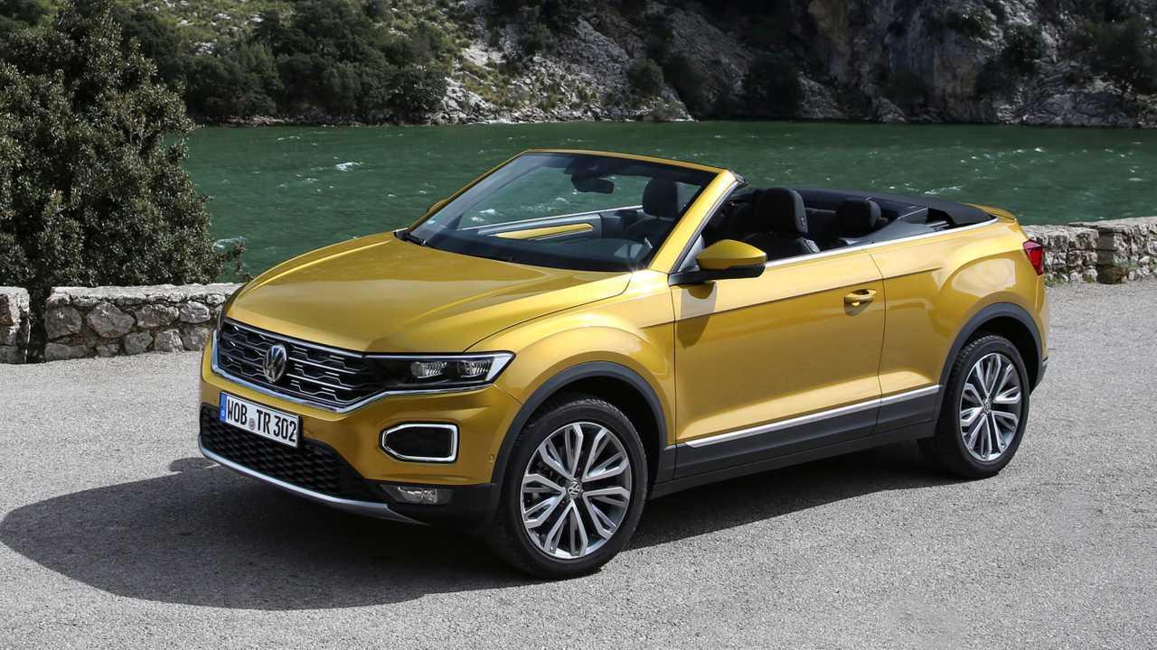 VW T-Roc Cabriolet