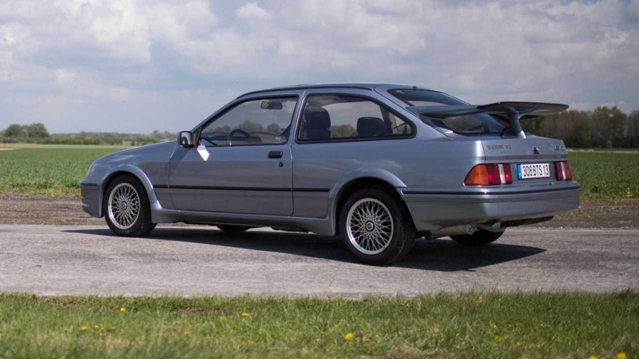 Ford Sierra RS Cosworth contro…