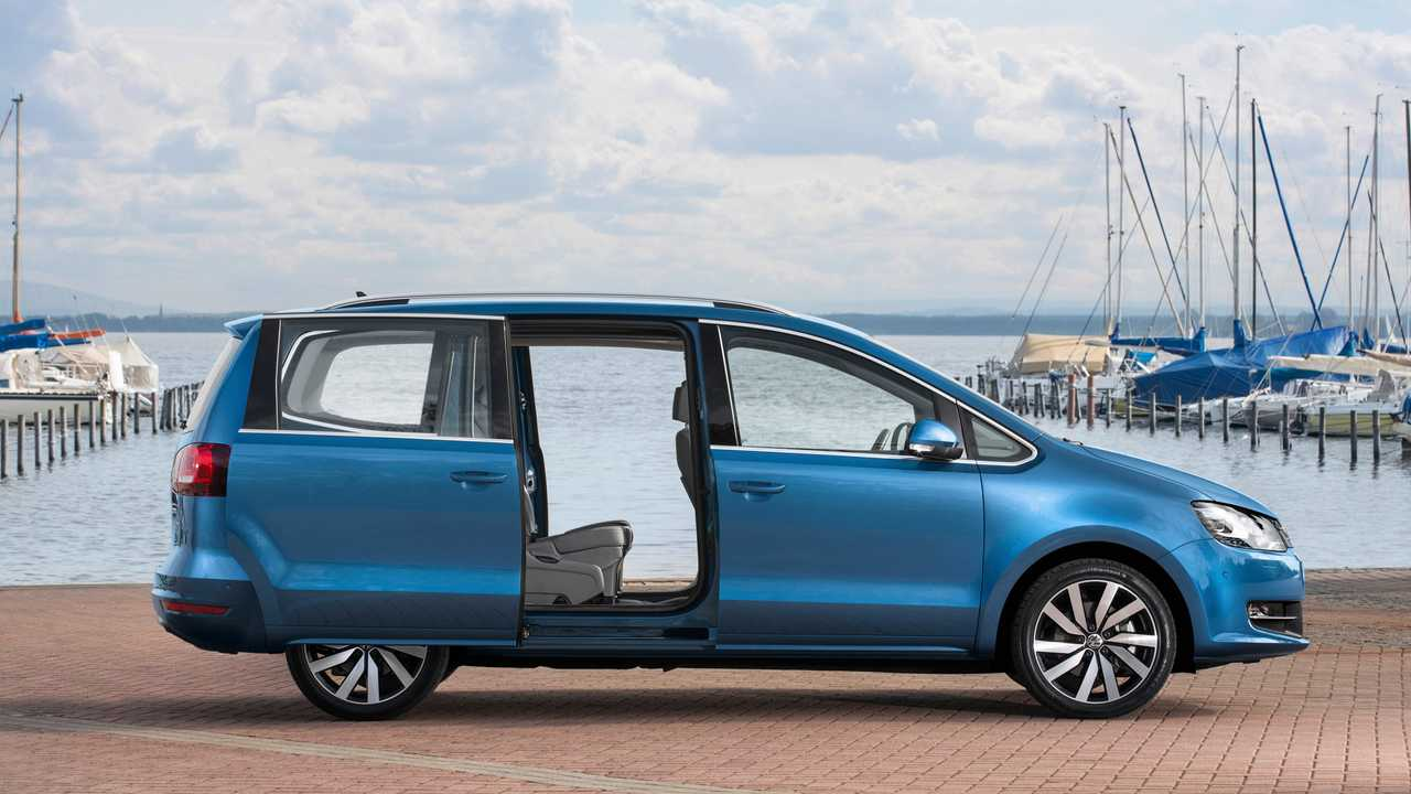 2020 VW Sharan Review