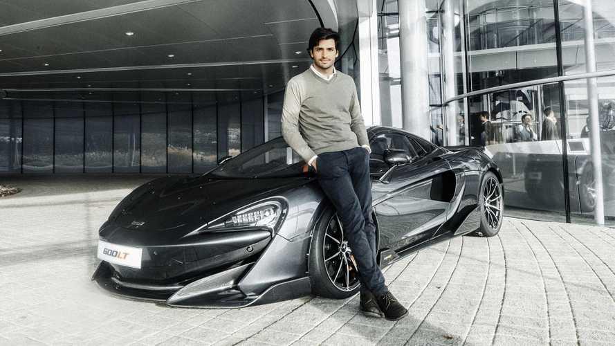 Carlos Sainz, McLaren 600LT