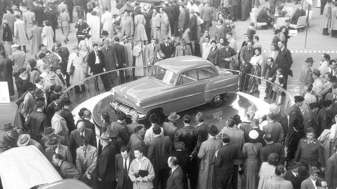 IAA-Historie: 1953