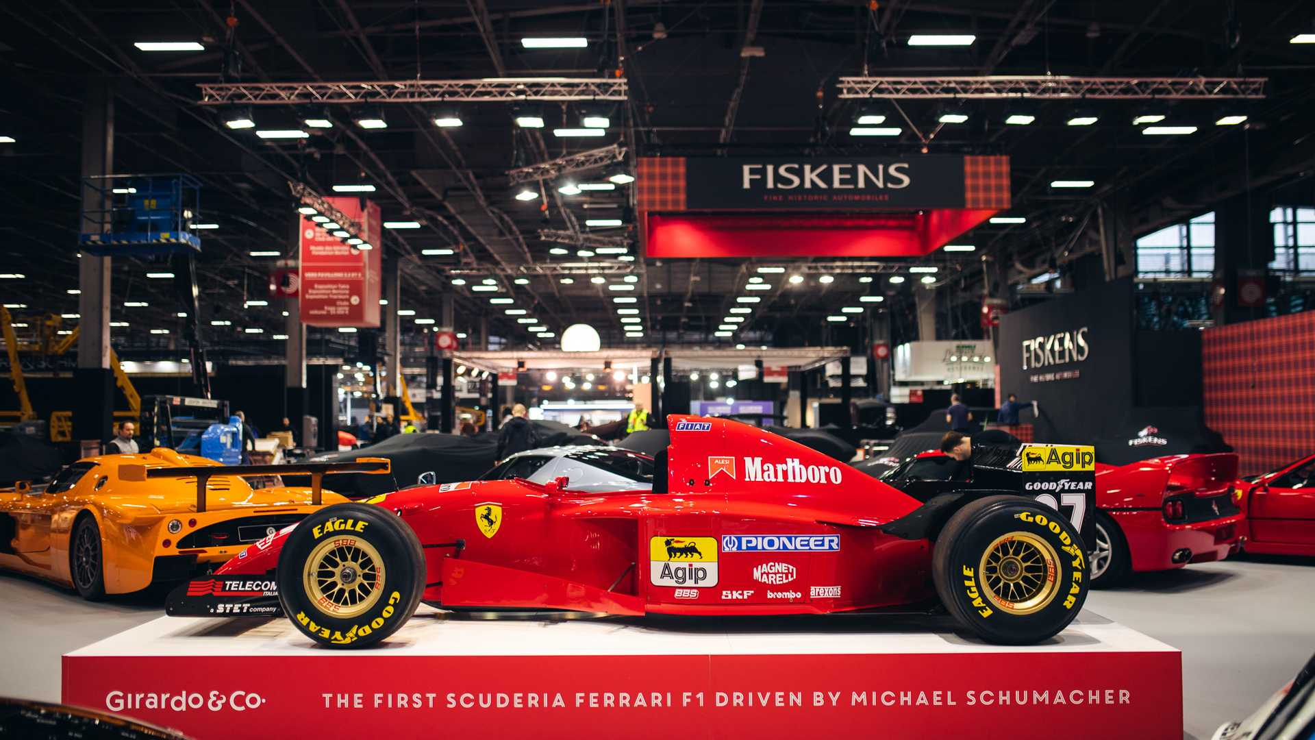Michael Schumacher Driven Ferrari F1 Racecar For Sale Motorious