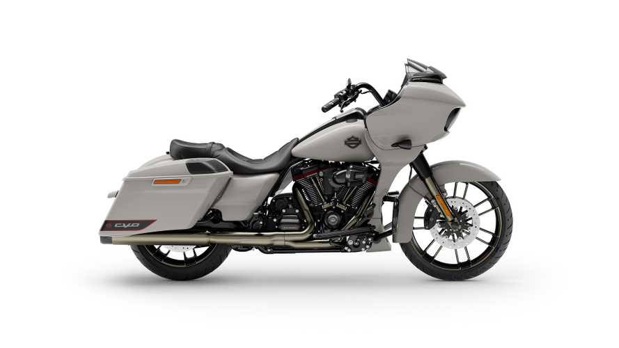 Harley-Davidson CVO Road Glide 2020 , plus exclusive et high-tech