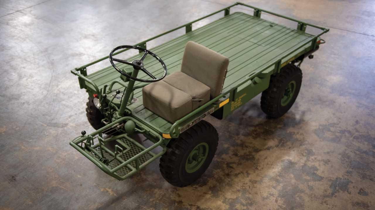 M274 A5 ½-Tono 4×4 'Mule' 1968