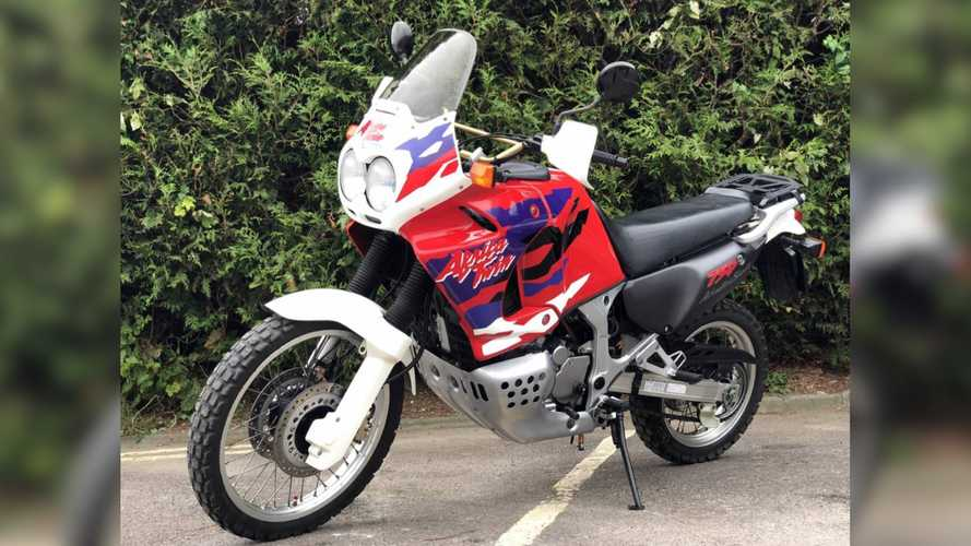 Iconic Adventurer: 1997 Honda Africa Twin For Sale