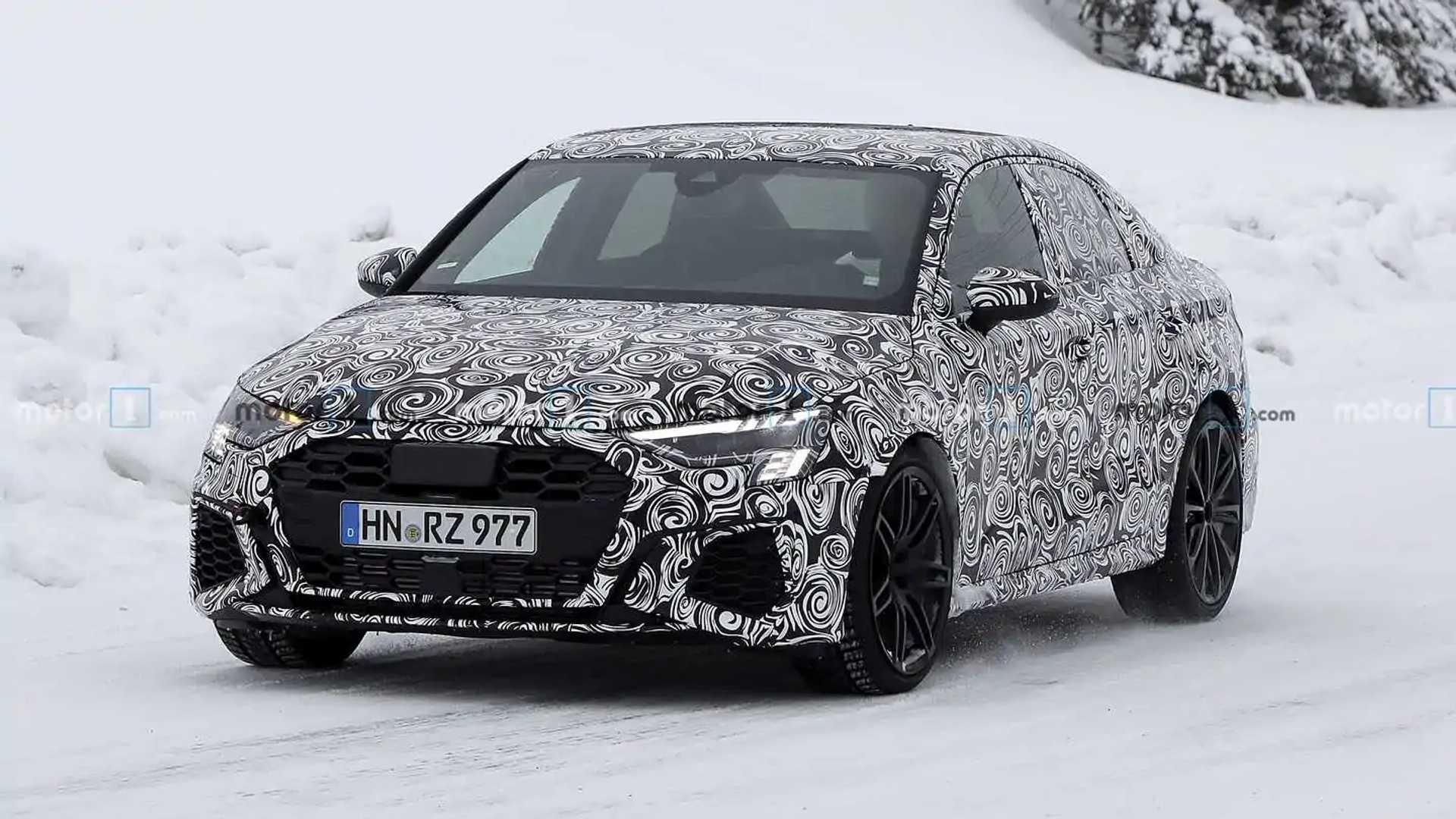2020 Audi A3 mkIV 5