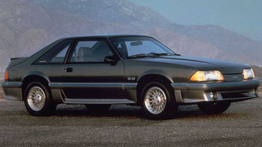 Ford Will Reprint Original Window Sticker For Fox Body Mustang
