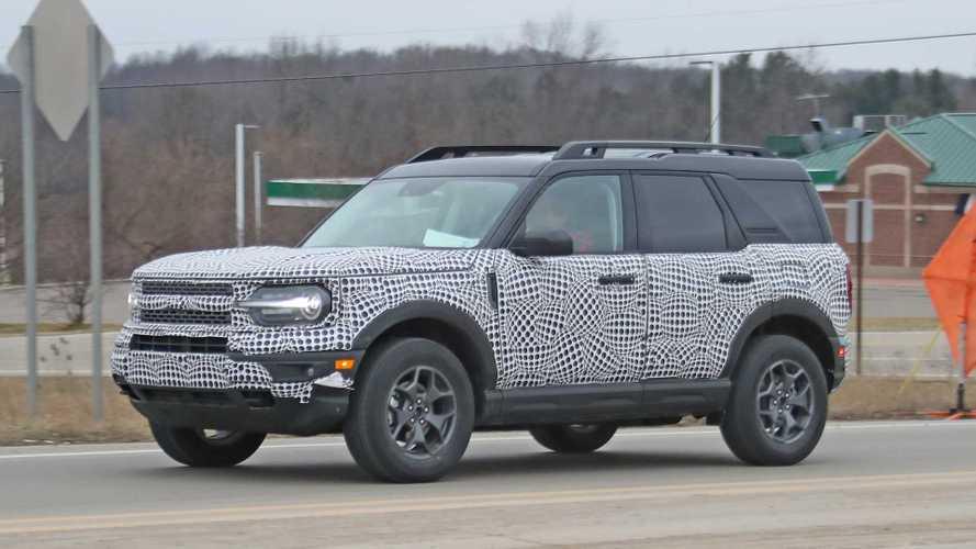 Ford Bronco Sport 2021: novo arquivo confirma motores, versões e cores
