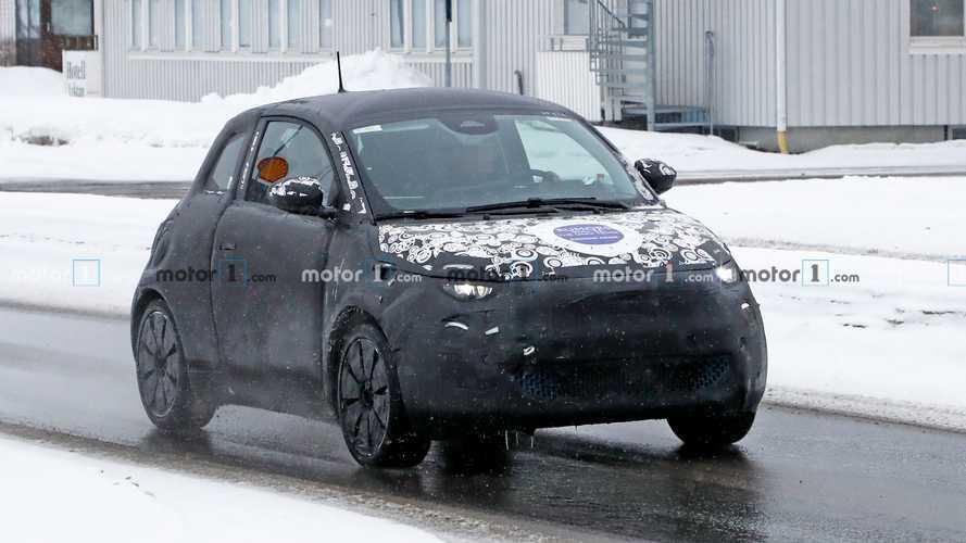 Yeni Fiat 500e'ye bir de Hardtop seçeneği mi geliyor?