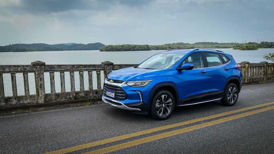 Tracker é o terceiro carro mais vendido na 1ª quinzena de junho; veja ranking