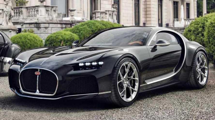 Íme három elfeledett Bugatti-terv, melyből végül semmi nem lett