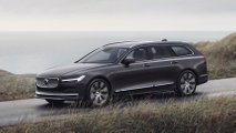 Makyajlı 2020 Volvo S90, V90, V90 Cross Country