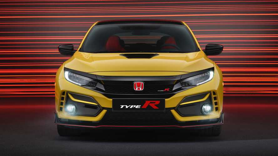 Limited-run Civic Type R sells out before anyone even sees it