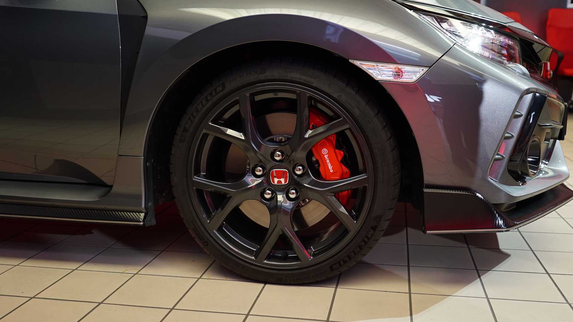 Honda Civic 10ªgen Facelift (2020) 60