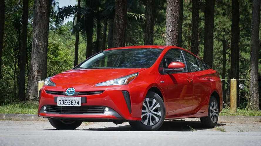 Toyota confirma que híbrido Prius tem vendas suspensas no Brasil