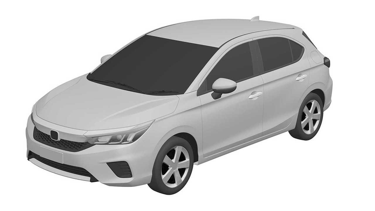 Honda City Hatch - Imagem de registro