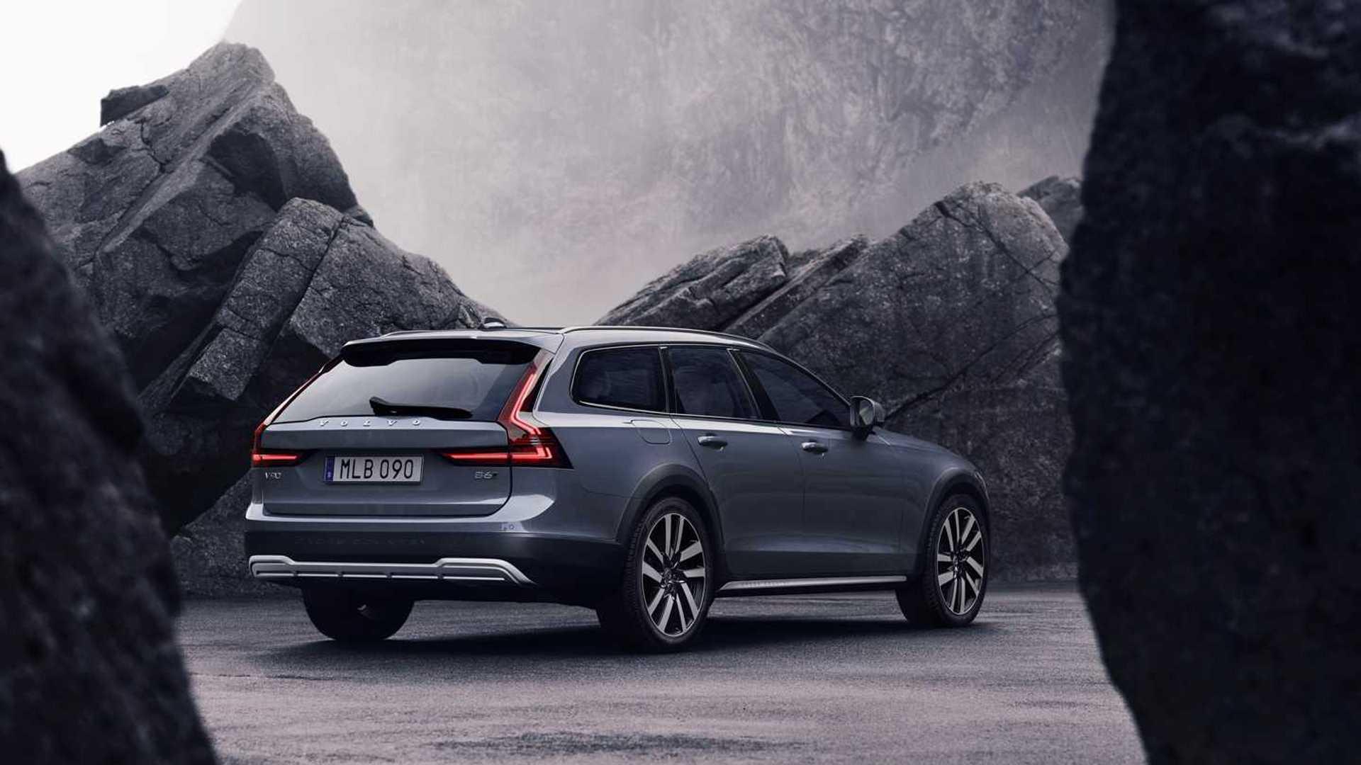 Price Volvo V90 Cross Country 2021