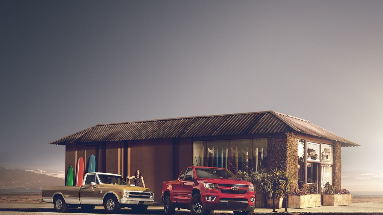2017 Chevy Colorado Shoreline