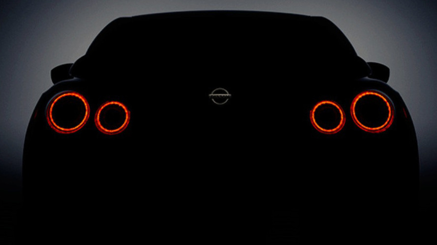 Nissan teases 2017 GT-R for New York
