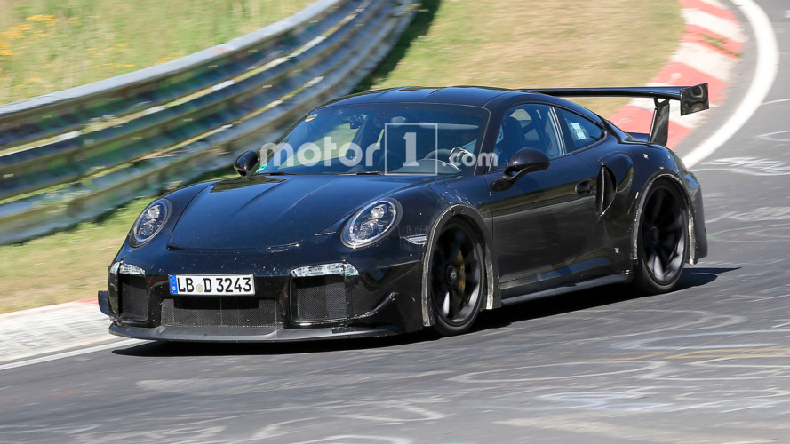 Porsche 911 GT2 confirmed with PDK, no manual trans