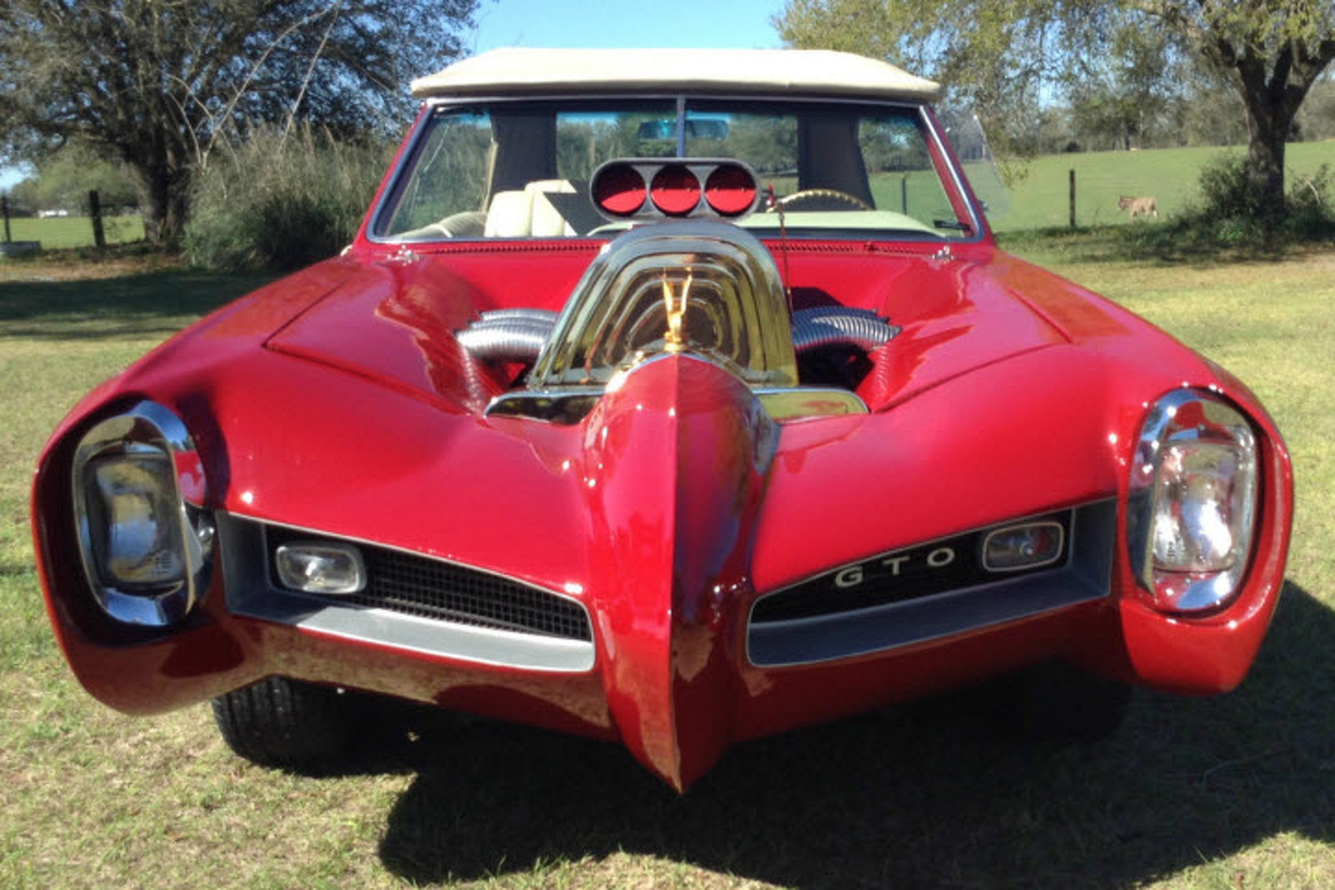Auction Car Of The Week Monkeemobile Replica