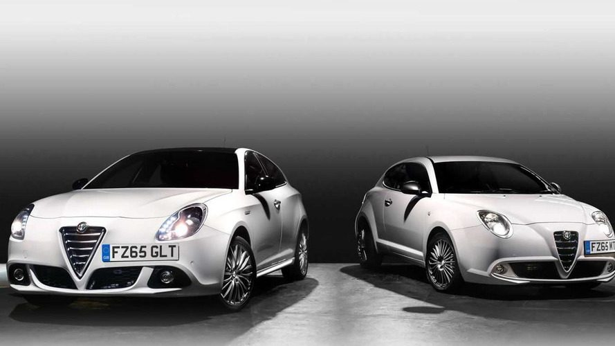 Alfa Romeo MiTo Collezione announced with added equipment