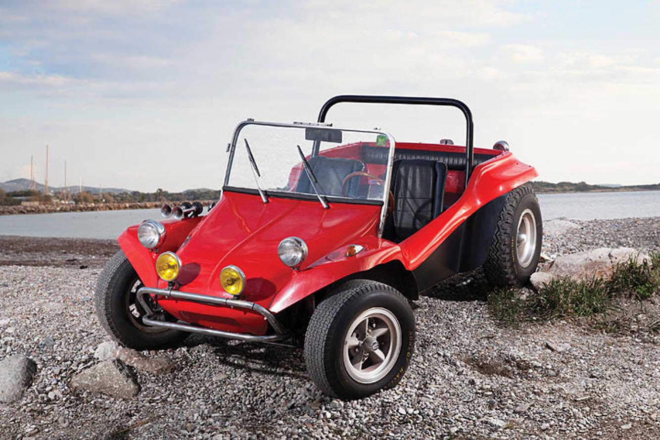 Elektrikli VW Beach Buggy üretime giriyor
