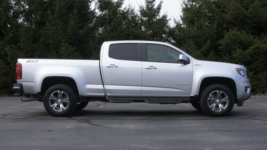 2016 Chevy Colorado Diesel Why Buy